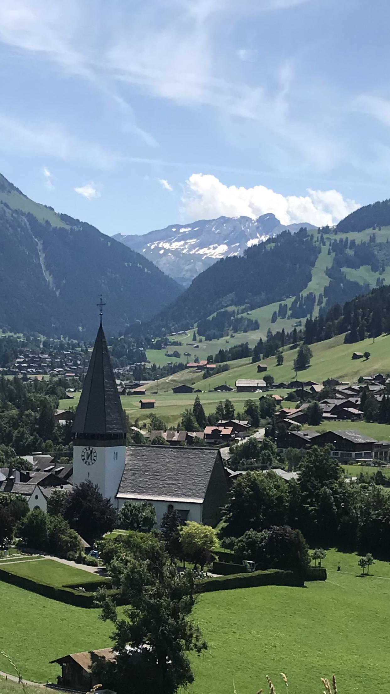Im schönen Berner Oberland